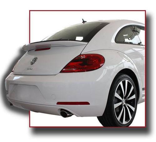 Volkswagen Beetle 2012-2017 Factory Flush No Light Rear Trunk Spoiler