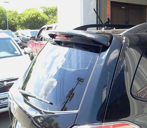 Subaru Forester 2014-2017 Custom Roof No Light Spoiler