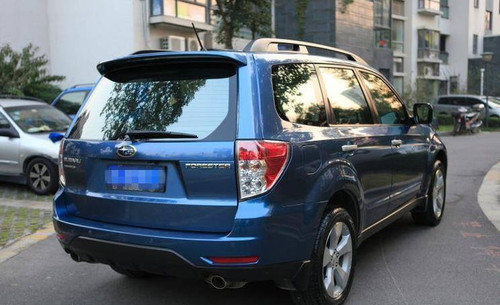 Subaru Forester 2009-2013 Factory Post No Light Rear Trunk Spoiler