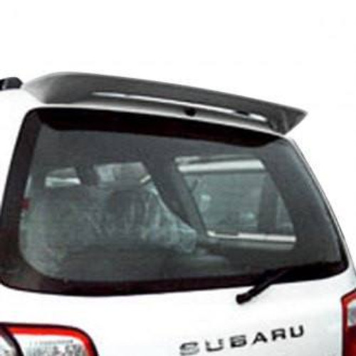 Subaru Forester 2003-2008 Factory Roof No Light Spoiler