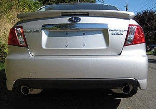 Subaru Impreza 2008-2011 Factory Flush Lighted Rear Trunk Spoiler
