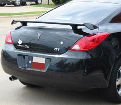 Scion TC 2005-2010 Custom Post No Light Rear Trunk Spoiler