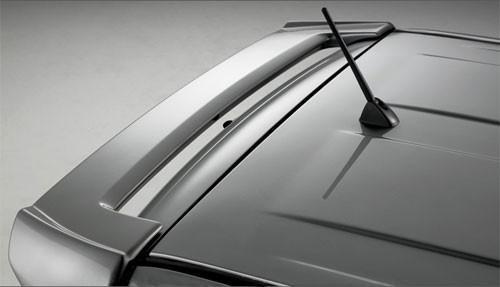Scion XB 2008-2010 Factory Roof No Light Spoiler