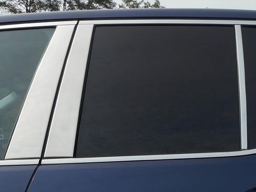 AVS 194727 In-Channel Ventvisor Window Deflector 4Pc 2017-2020 Ford Super Duty