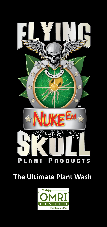 Nuke Em Advanced Flyer Front