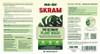 SKRAM 250ml bottle label