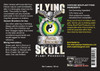Flying Skull Essential Flora Extract 125ml Label