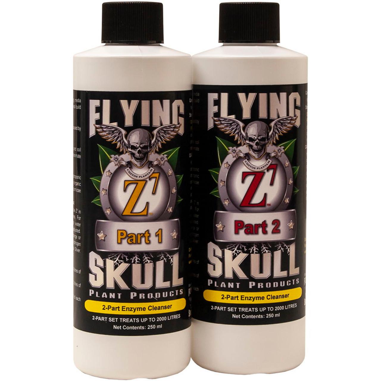 Flying SKull Z7 Enzyme Cleanser 250ml Bottles Set