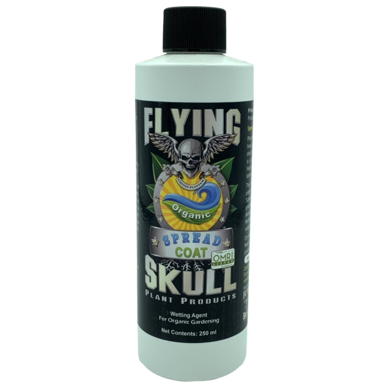 Flying Skull Spread Coat 250ml Bottle Image