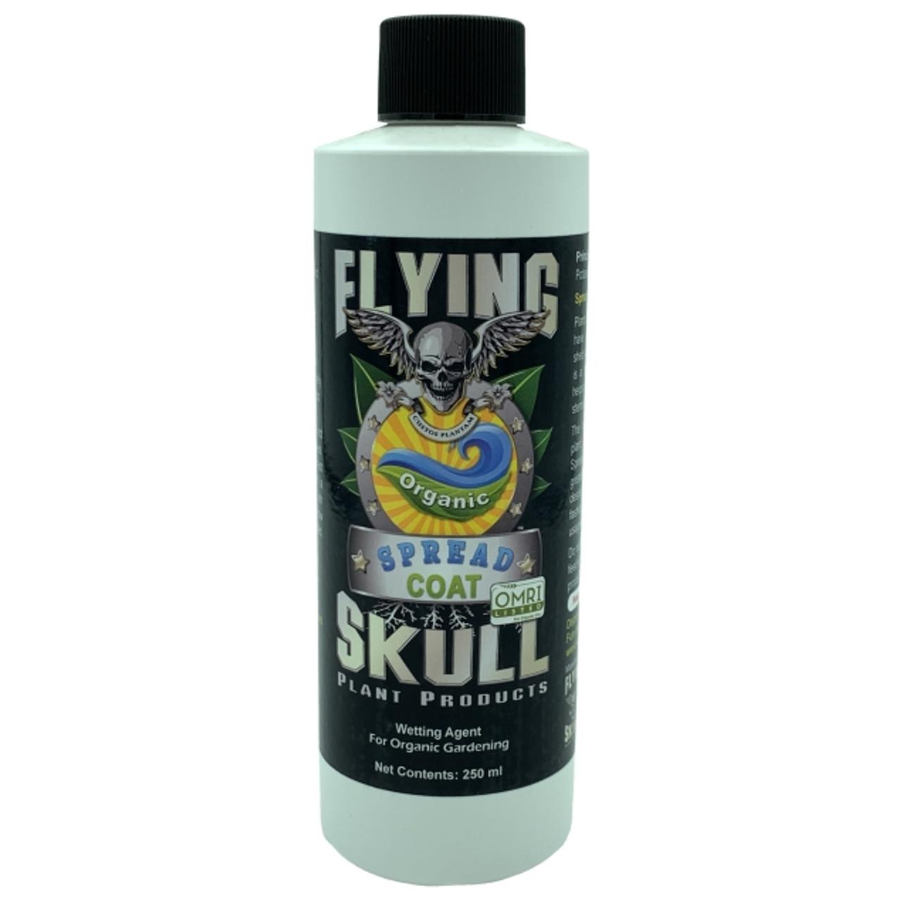 Flying Skull Spread Coat 250ml Bottle Image