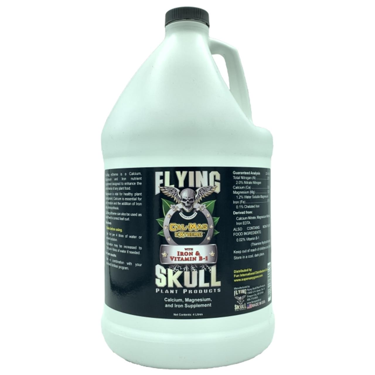 Flying Skull Cal-Mag eXtreme 4 litre Bottle