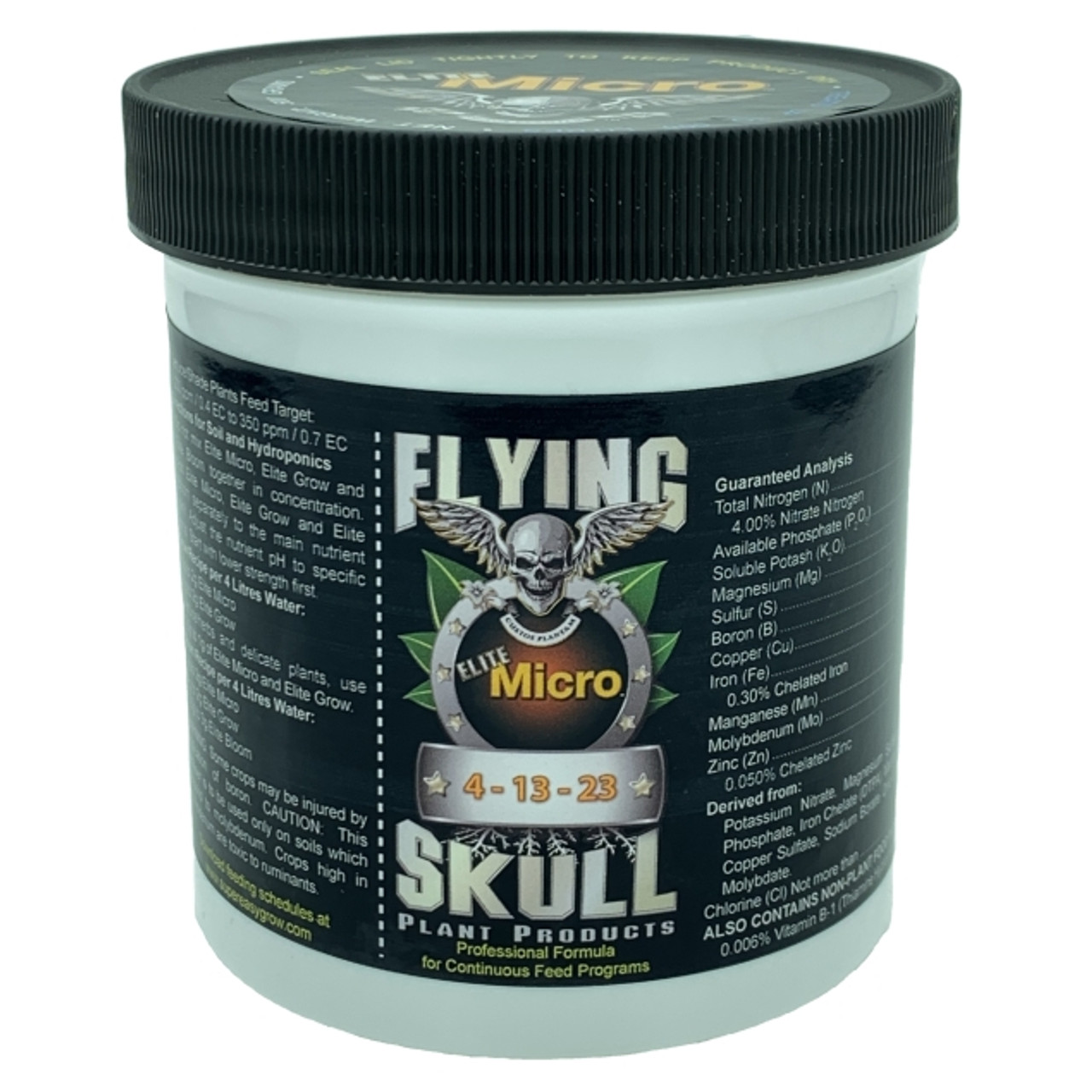 Flying Skull Elite Micro 500g Container