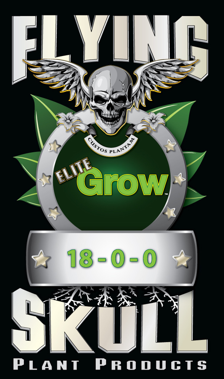 Flying Skull Elite Grow Product Logo