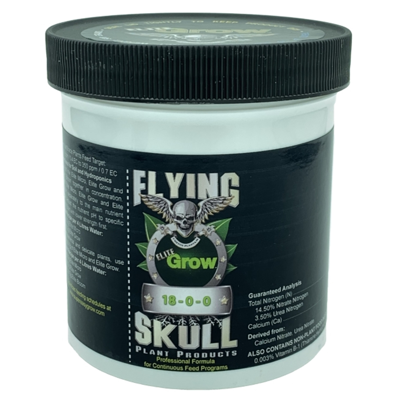 Flying SKull Elite Grow 500g Container