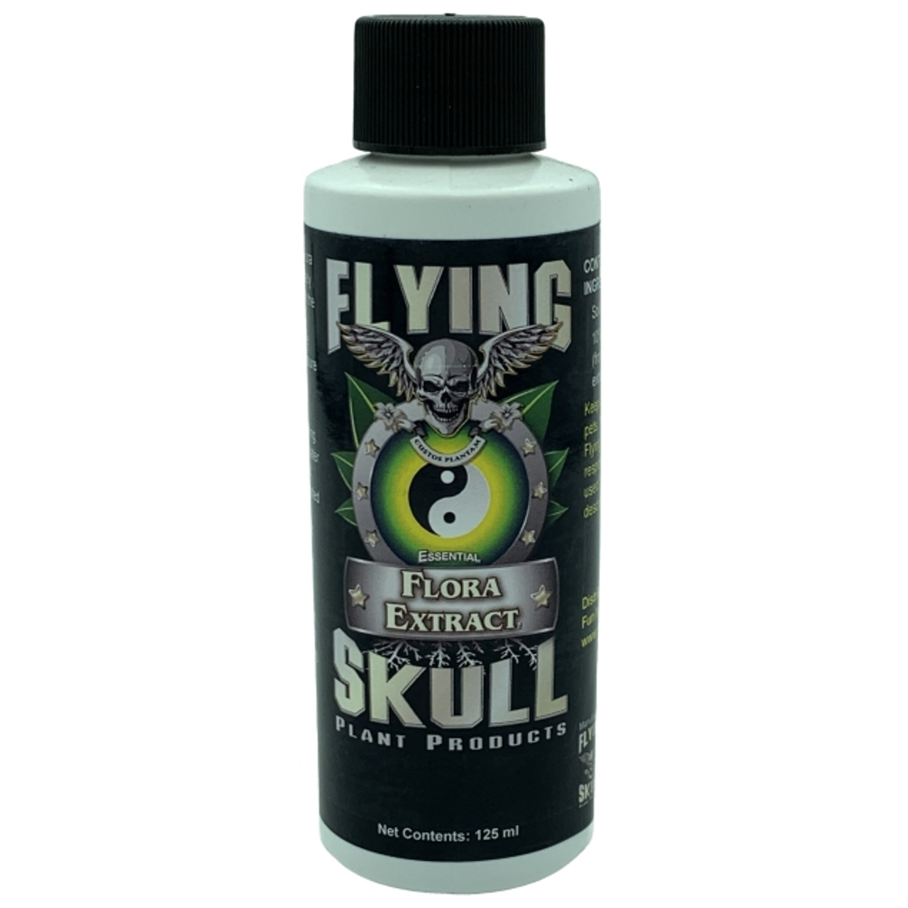 Flying Skull Essential Flora Extract 125ml Bottle Image