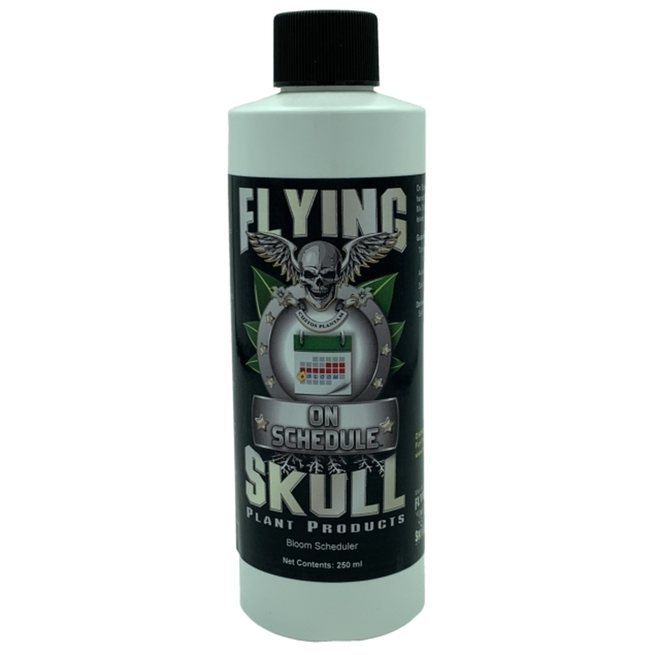 Flying Skull On Schedule 250ml Bottle Image