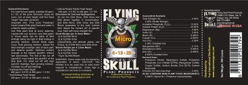 Flying Skull Elite Micro EU Product Logo