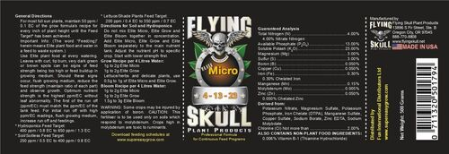 Flying Skull Elite Micro EU Product Logo