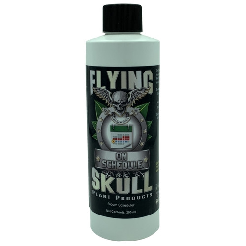 Flying Skull On Schedule 250ml Bottle Image