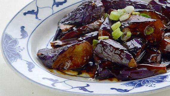 Eggplant Garlic Sauce