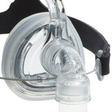 Closeup of Fisher & Paykel 406 Nasal Mask with Headgear