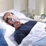 Fisher & Paykel Nasal Mask with Headgear - Zest