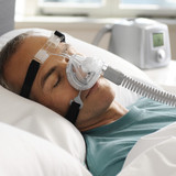 Fisher & Paykel Nasal Mask with Headgear - Zest Q