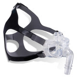 Sunset Healthcare Hybrid CPAP System Full Face Mask with Headgear