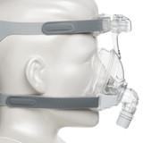 Philips Respironics Full Face Mask with Headgear - Amara Gel