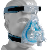 Philips Respironics Full Face Mask with Headgear - Comfort Gel