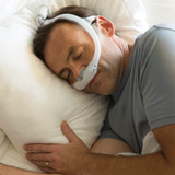 Philips Respironics Nasal Pillows Mask with Headgear - DreamWear Gel