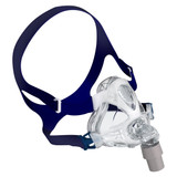 ResMed Full Face Mask with Headgear - Quattro FX