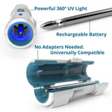 3B Medical Lumin Bullet UV Tube Cleaner