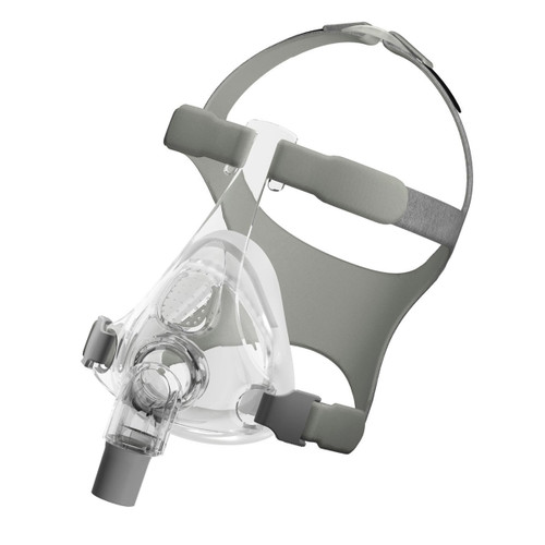 Fisher & Paykel Full Face Mask with Headgear - Simplus