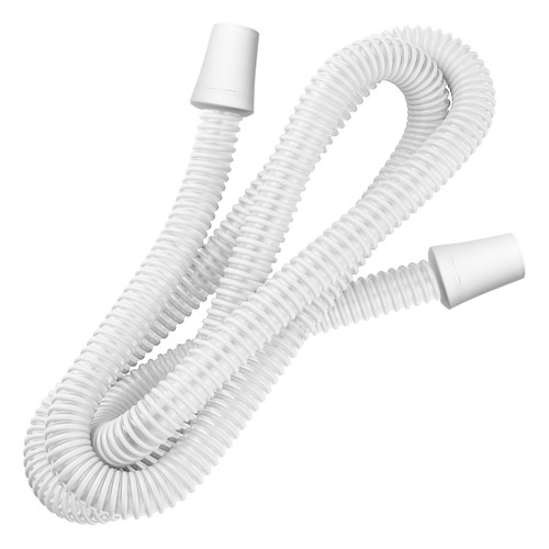Philips Respironics Pure White 6ft Performance 19mm Diameter Tubing with 22mm Ends