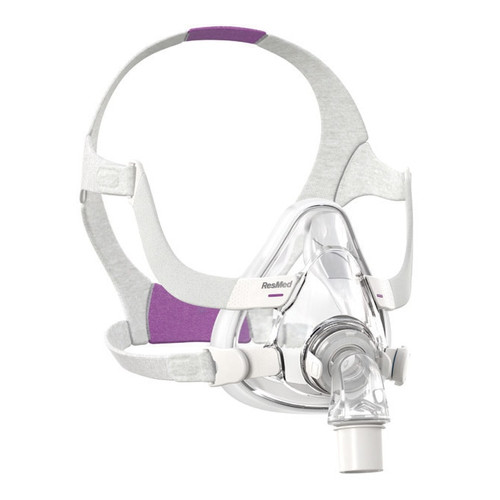 ResMed Full Face Mask with Headgear - AirFit F20 for Her