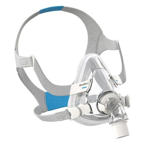 ResMed Full Face Mask with Headgear - AirTouch F20