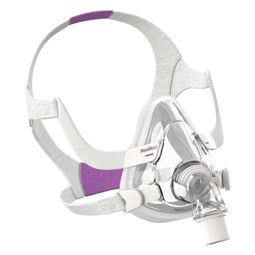 ResMed Full Face Mask with Headgear - AirTouch F20 for Her