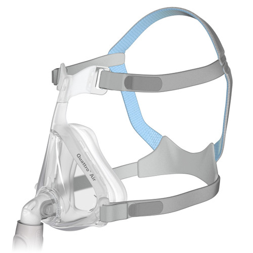 ResMed Full Face Mask with Headgear - Quattro Air