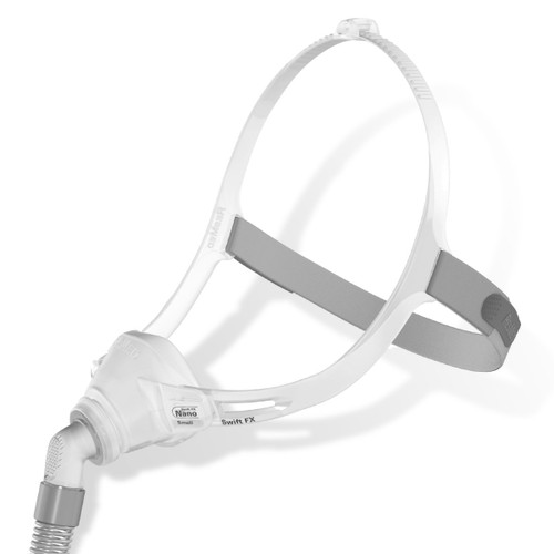 ResMed Nasal Mask with Headgear - Swift FX Nano