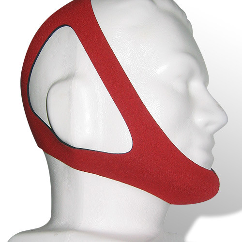 Sunset Chin Strap - Ruby
