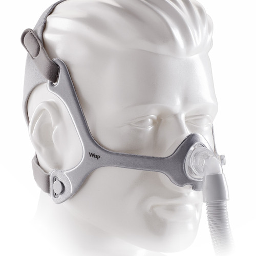 Respironics Nasal Mask with Headgear - Wisp Fit Pack