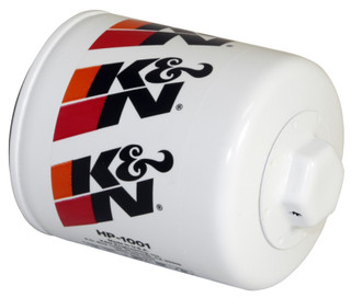 K&N Chevy / Pontiac / GMC / Buick Performance Gold Oil Filter