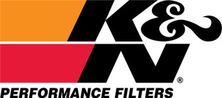 K&N Universal Air Filter (4in. Flange / 6in. Base OD / 4-5/8in. Top OD / 6in. Height)