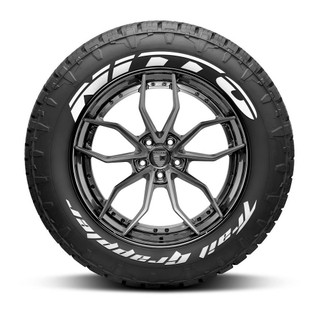 Nitto Trail Grappler Tire Lettering
