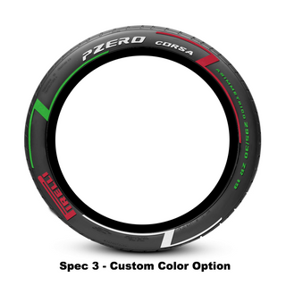 Pirelli P Zero Corsa Tires | Pirelli Color Edition Tires