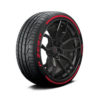 Performance Tire Lettering | Custom Tire Decals | TIREGRAFICX