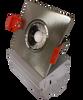"3"" Square  LED Downlight Recessed Gimbal, 8W, 600 lumens, 3000K, Trim 3"" Brushed Nickel"