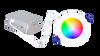 4 Inch Round Smart WiFi RGBCW  LED Slim Panel