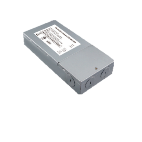 CONSTANT VOLTAGE TRIAC DIMMABLE DRIVER 48W 108-132VAC 12VDC 4A CLASS 2